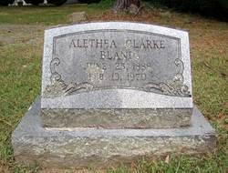 Alethea <i>Clarke</i> Bland