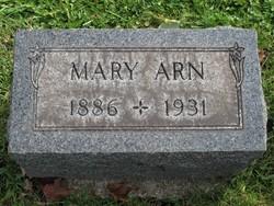 Mary Ann <i>DeBolt</i> Arn