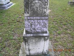 William Reubin Buckhanan