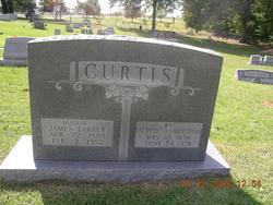 James P Curtis