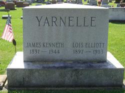James Kenneth Yarnelle