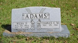 Wilma Dale Adams