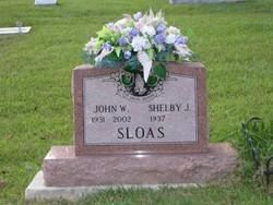 John W Sloas