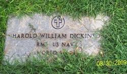 Harold William Dickinson