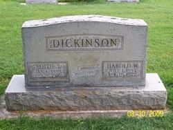 Edith J. Dickinson