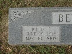 Billie Lou <i>Fulkes</i> Beville