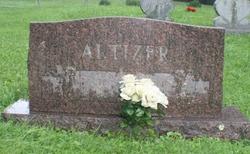 Effie Lee <i>Burton</i> Altizer