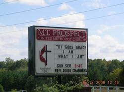 Mount Prospect Methodist Church Cemetery