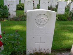 Corporal Charles Allington