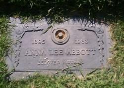 Anna Lee <i>Marshall</i> Abbott