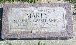Marinus Gerrit Marty Anker