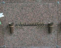 Jewel <i>Williams</i> Haveman
