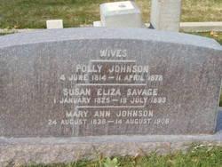Polly <i>Johnson</i> Angell