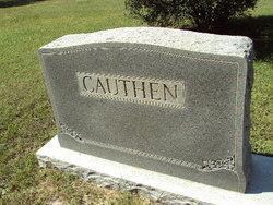 Elizabeth Betsy <i>Cheek</i> Cauthen