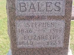 Elizabeth <i>Cass</i> Bales