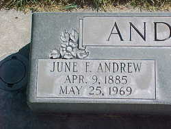 June Fullmer Andrew