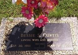 Bessie S Curtis