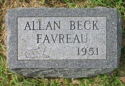 Allan Beck Favreau