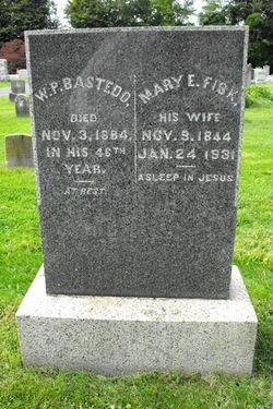 William P Bastedo