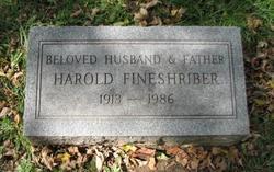 Harold Fineshriber