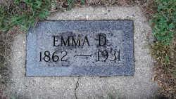 Emma <i>Wilken</i> Burmeister