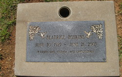 Beatrice Bea <i>Wilkerson</i> Hoskins