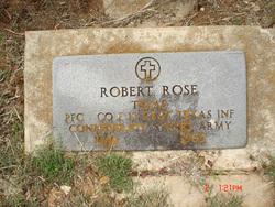 Robert Sauls Rose