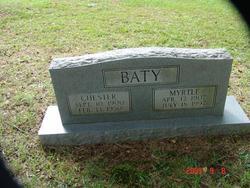 Myrtle Baty