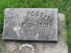 John McBryde