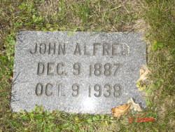 John Alfred Adamson