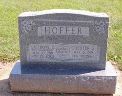 Kathryn E <i>Bamberger</i> Hoffer