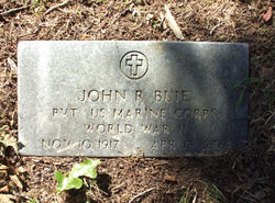 Pvt John R Buie