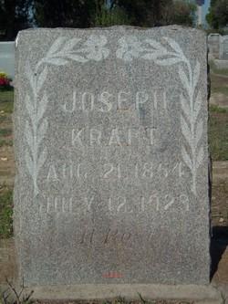 Joseph F Kraft
