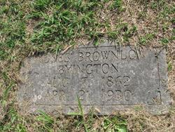 Moses Brownlow Byington