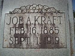 Joe A Kraft