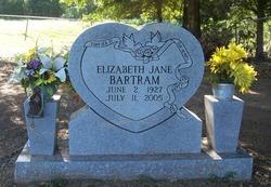 Elizabeth Jane Bartram