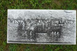 Westa <i>Wilkins</i> Bullard