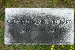 Virginia <i>Cumming</i> Bullard