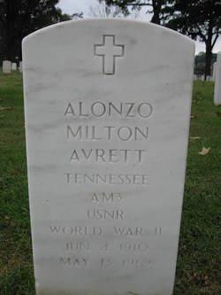 Alonzo Milton Avrett