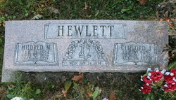 Clifford J Hewlett