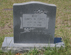 James W. Billy Eaves