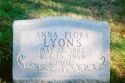 Anna Flora Lyons