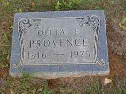Oleta Fay <i>Morehead</i> Provence