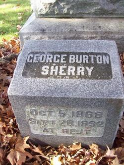 George Burton Sherry