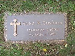 Anna M. <i>Rodovich</i> Cushion