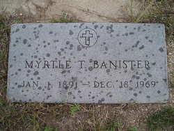 Myrtle Thomason Banister