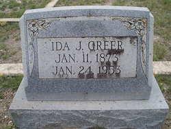 Ida Jane <i>Armstrong</i> Greer
