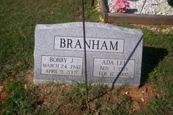 Bobby Jack Branham