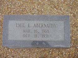 Emil Lewis Abernathy