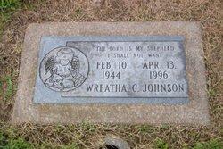 Wreatha Clydene <i>Matlock</i> Johnson